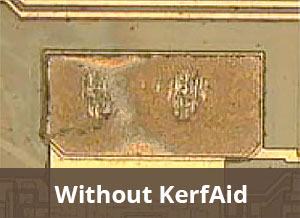 Without KerfAid